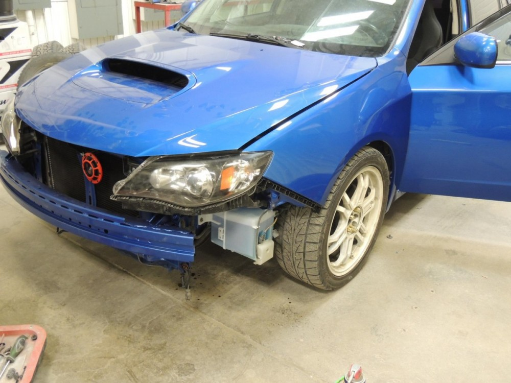 At Stepp Brothers Body Shop, we are proud to post before and after collision repair photos for our guests to view.