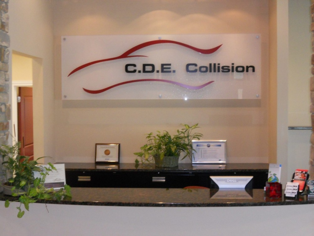 C.D.E. Collision Damage Experts (Hammond) 7212 Indianapolis Blvd  Hammond, IN 46324  A FULL SERVICE OFFICE IS ALWAYS READY TO HELP WITH YOUR COLLISION REPAIR NEEDS..