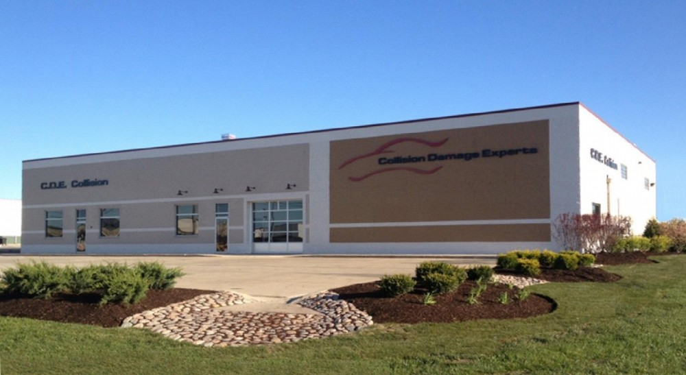 C.D.E. Collision Damage Experts (Crown Point)