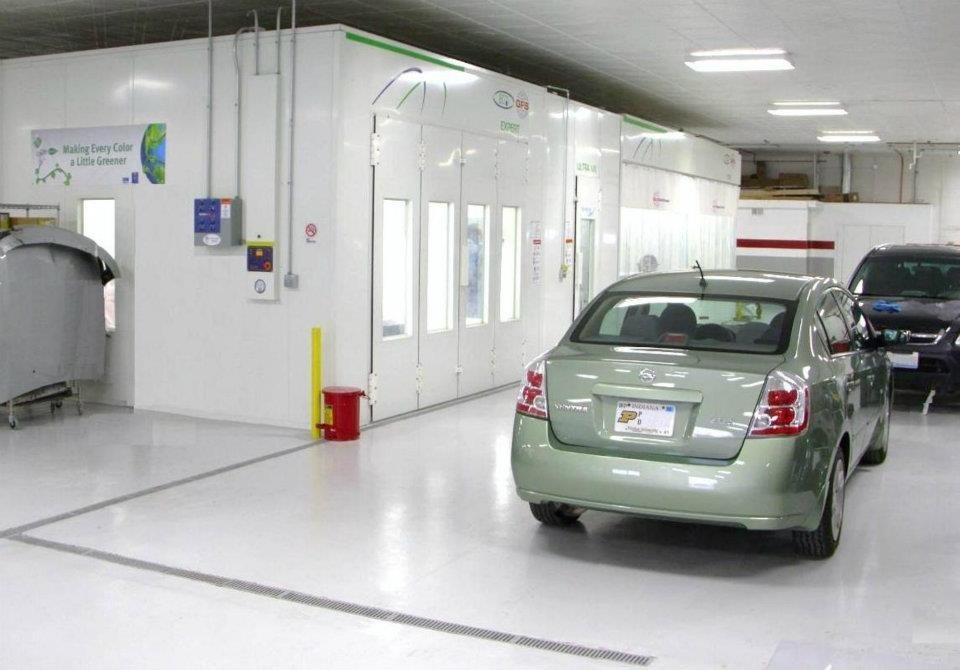C.D.E. Collision Damage Experts (Hammond) 7212 Indianapolis Blvd  Hammond, IN 46324  A STATE OF THE ART REFINISHING DEPT LEADS OUR REFINISHING TEAM TO A FLAWLESS  PRODUCT..