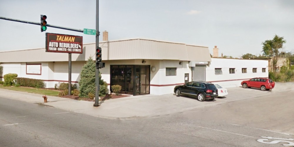 C.D.E. Collision Damage Experts (Talman)
