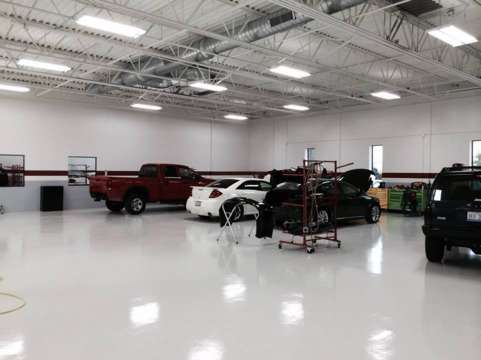 C.D.E. Collision Damage Experts (Canton)
