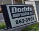 Dodds Body Works Inc. 6350 E Main St  Reynoldsburg, OH 43068