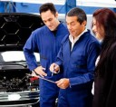 At Dodds Body Works Inc., located at Reynoldsburg, OH, 43068, we have friendly and very experienced staff ready to assist you with your collision repair needs.