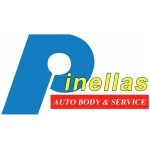 Pinellas Autobody And Service, Inc. Clearwater FL 33765 Logo. Pinellas Autobody And Service, Inc. Auto body and paint. Clearwater FL collision repair, body shop.