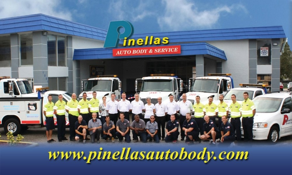 Pinellas Autobody and Service, Inc.