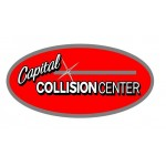 Capital Collision Center Olympia WA 98501 Logo. Capital Collision Center Auto body and paint. Olympia WA collision repair, body shop.