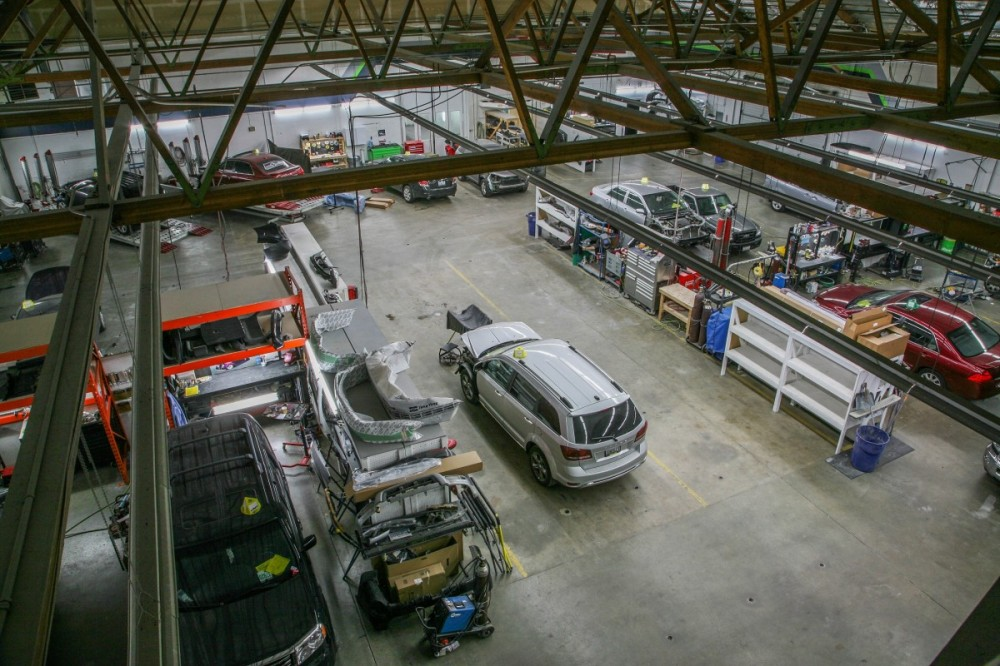 Collision repairs unsurpassed at Lacey, WA, 98503. Our collision structural repair equipment is world class.