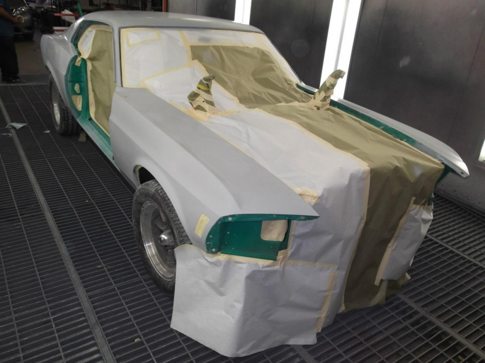 M & S Collision - Milpitas 107 Minnis Circle  Milpitas, CA 95035-3150  Detailed and Quality Refinishing Prep Produces an Excellent Finished Product...
