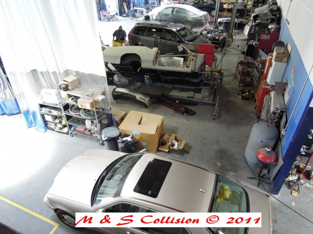M & S Collision - Santa Clara