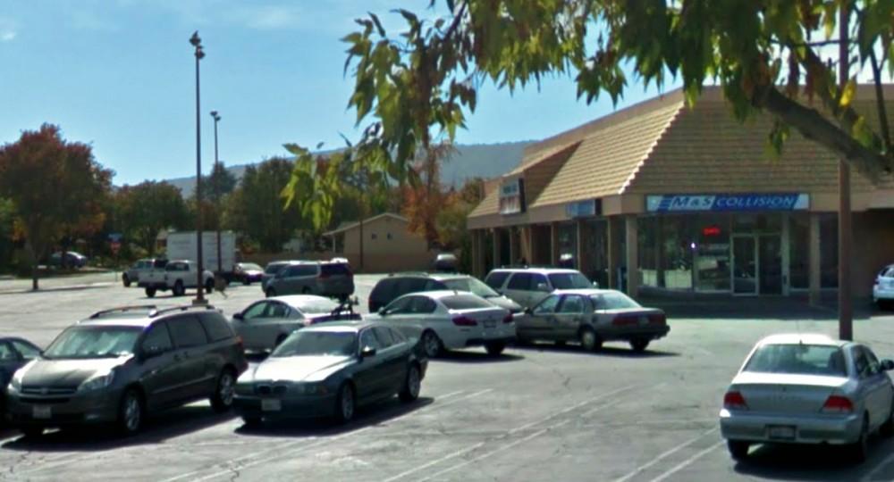 M & S Collision - Cupertino 10071 E Estates Dr.  Cupertino, CA 95014  Ample parking for easy access and convenience...