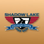 Shadow Lake Collision Center Papillion NE 68046 Logo. Shadow Lake Collision Center Auto body and paint. Papillion NE collision repair, body shop.