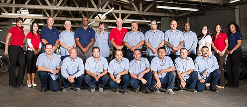 Fix Auto Downtown LA 1403 W Pico Blvd  Los Angeles, CA 90015  Our Team Members are Highly Skilled and High Spirited..