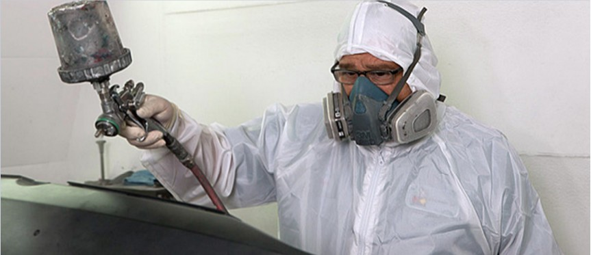 Fix Auto Downtown LA 1403 W Pico Blvd  Los Angeles, CA 90015  Our Refinishing Department is State of the Art and has Highly Skilled Refinishing Technicians that deliver Expert Results back to Our Guests...