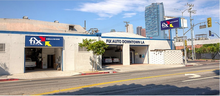 Fix Auto Downtown LA 1403 W Pico Blvd  Los Angeles, CA 90015  We are Centrally Located with Easy Access and Ample Parking for Our Guests ...