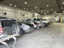 We are a high volume, high quality, Collision Repair Facility located at Fairbanks, AK,  99701. We are a professional Collision Repair Facility, repairing all makes and models.