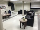 The waiting area at our body shop, located at Fairbanks, AK, 99701 is a comfortable and inviting place for our guests.