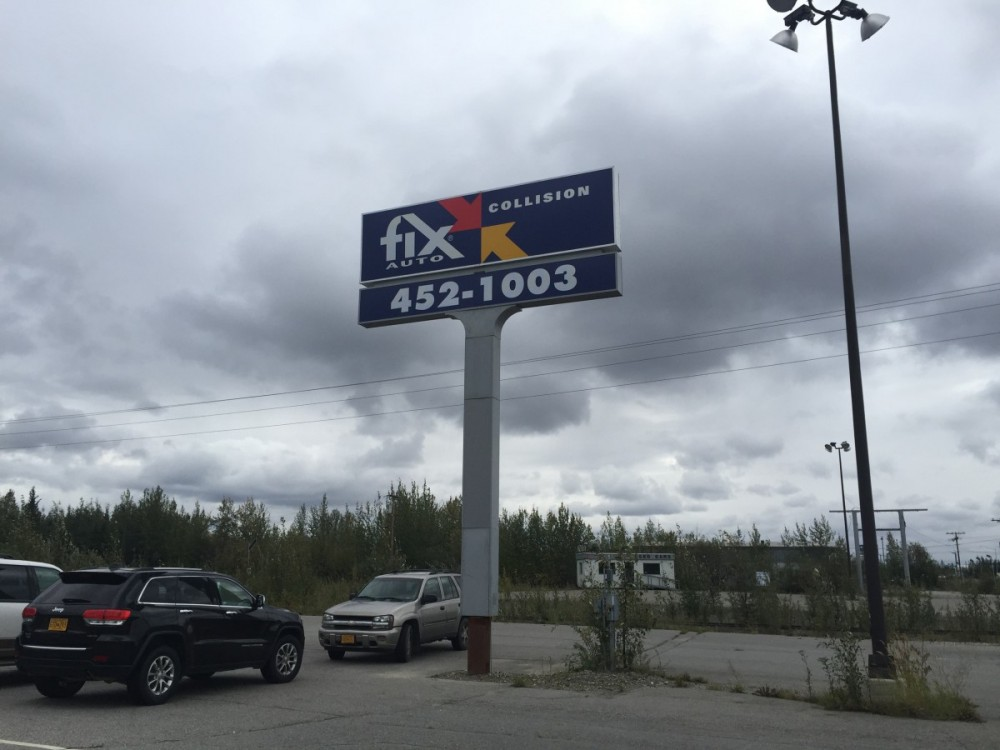 We are a state of the art Collision Repair Facility waiting to serve you, located at Fairbanks, AK, 99701.