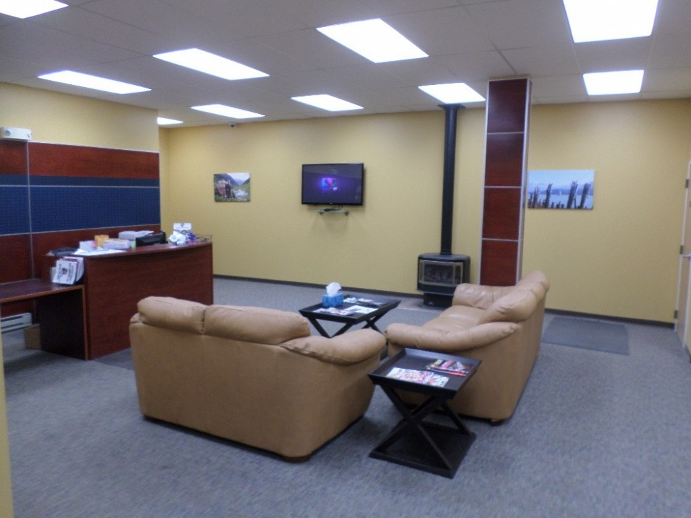 Our body shop's business office located at Wasilla, AK, 99654 is staffed with friendly and experienced personnel.