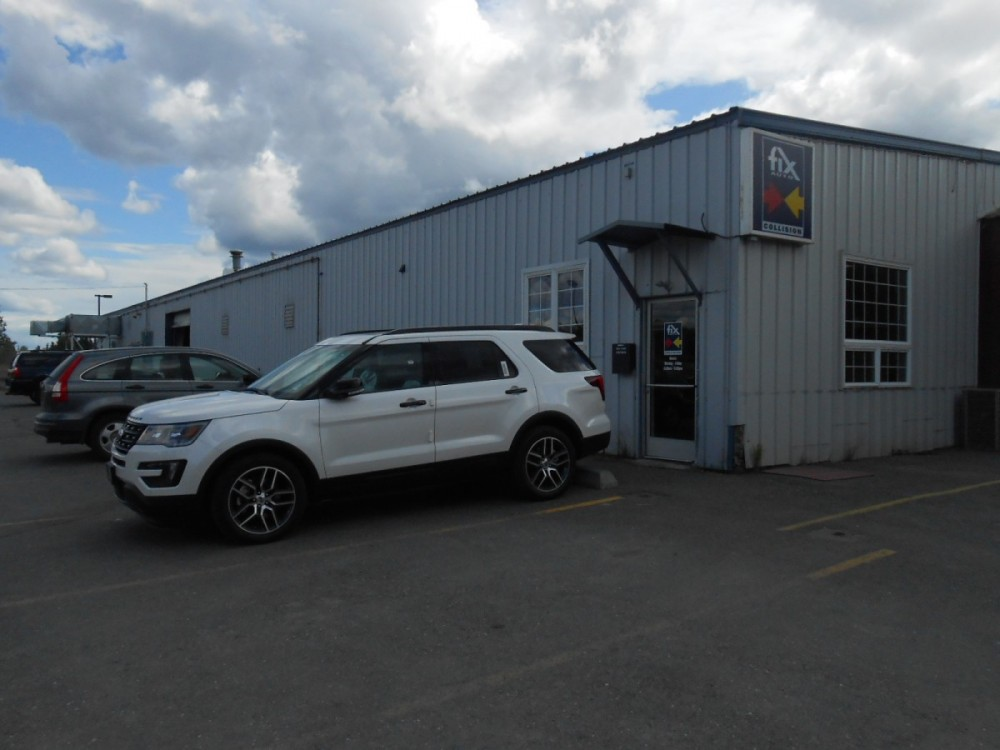 We are centrally located at Soldotna, AK, 99669 for our guest's convenience and are ready to assist you with your collision repair needs.