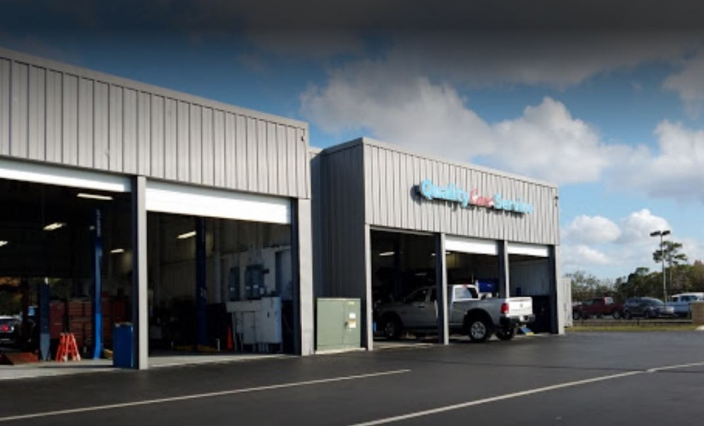 Karl Flammer Ford >> Reviews, Karl Flammer Ford Collision Center - Tarpon Springs FL - Auto Body Review