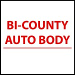 Bi-County Auto Body Smithtown NY 11787 Logo. Bi-County Auto Body Auto body and paint. Smithtown NY collision repair, body shop.