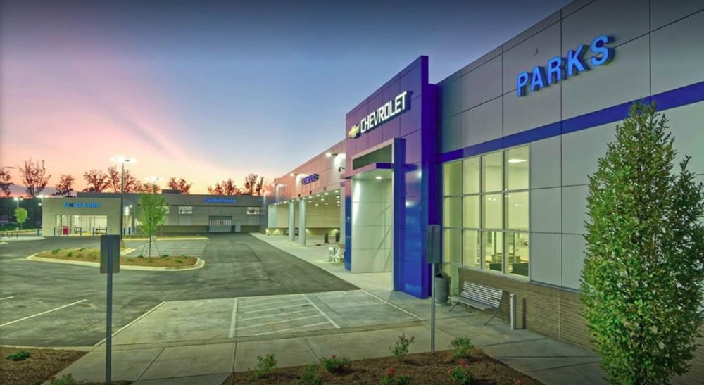 Parks Chevrolet Charlotte Nc >> Reviews, Parks Chevrolet-Geo Collision Center - Charlotte NC - Auto Body Review
