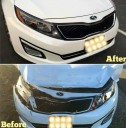 At Bodyshop Express Llc, we are proud to post before and after collision repair photos for our guests to view.