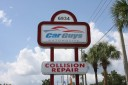 Collision repairs unsurpassed at Lady Lake, FL, 32159. Our collision structural repair equipment is world class.