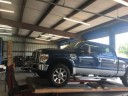 Accurate alignments are the conclusion to a safe and high quality repair done at Car Guys Collision Repair - Lakeland, Lakeland, FL, 33815