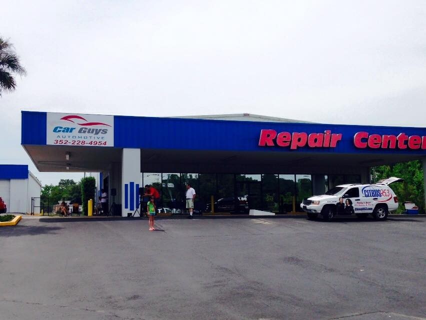 We are a state of the art Collision Repair Facility waiting to serve you, located at Crystal River, FL, 34429.