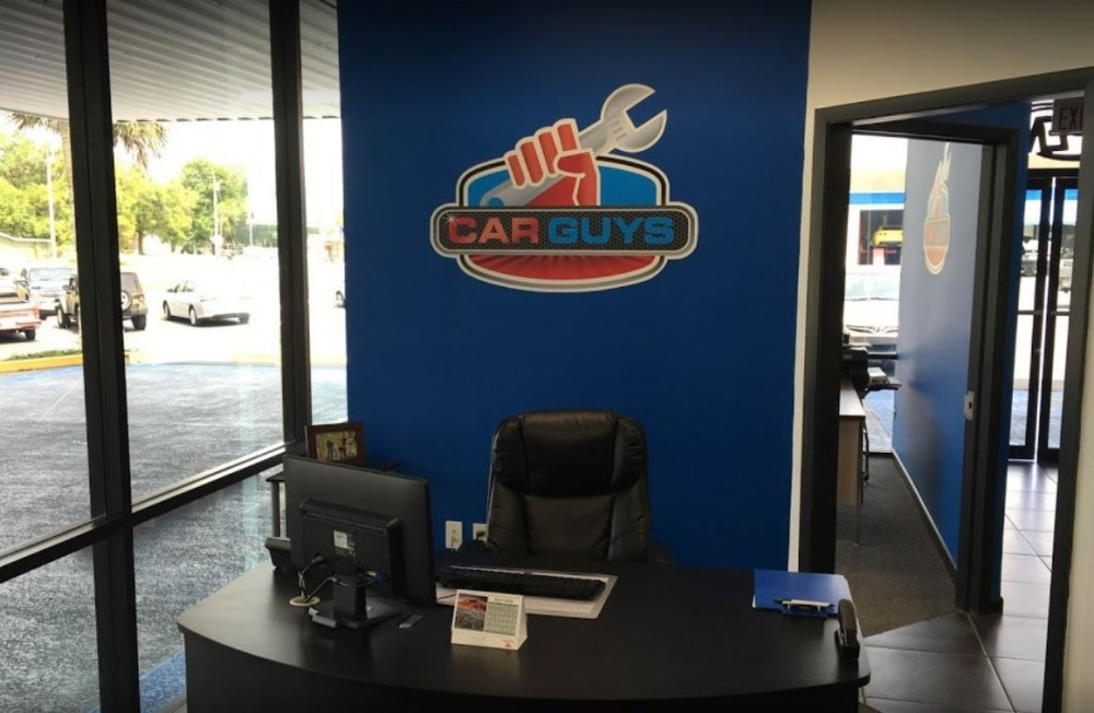 Our body shop's business office located at Crystal River, FL, 34429 is staffed with friendly and experienced personnel.