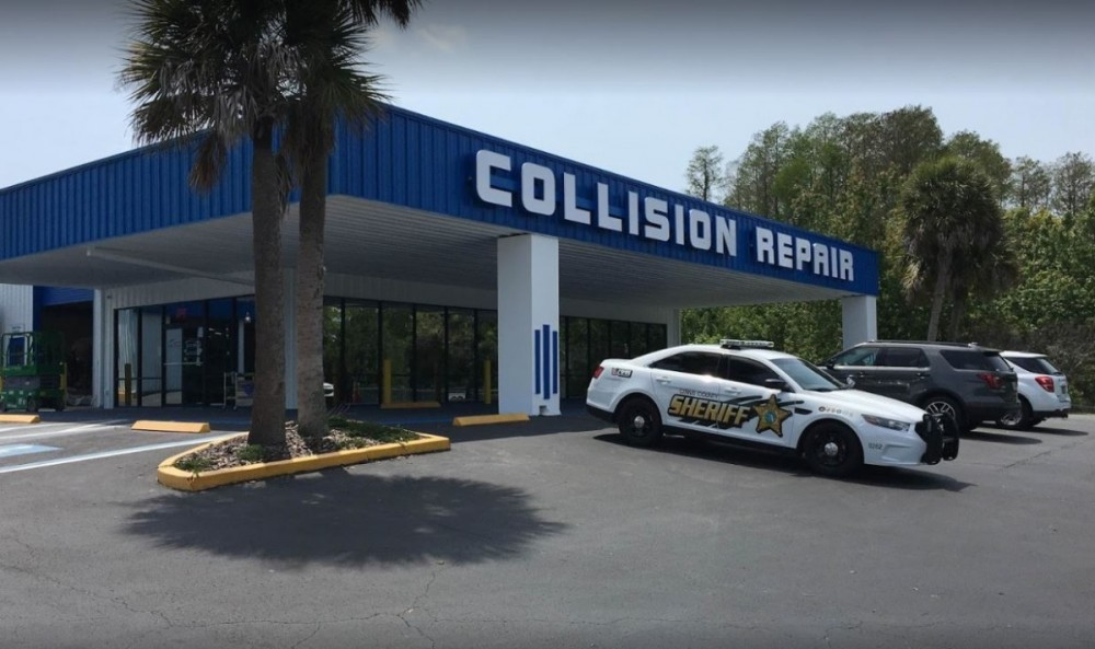 Collision repairs unsurpassed at Crystal River, FL, 34429. Our collision structural repair equipment is world class.