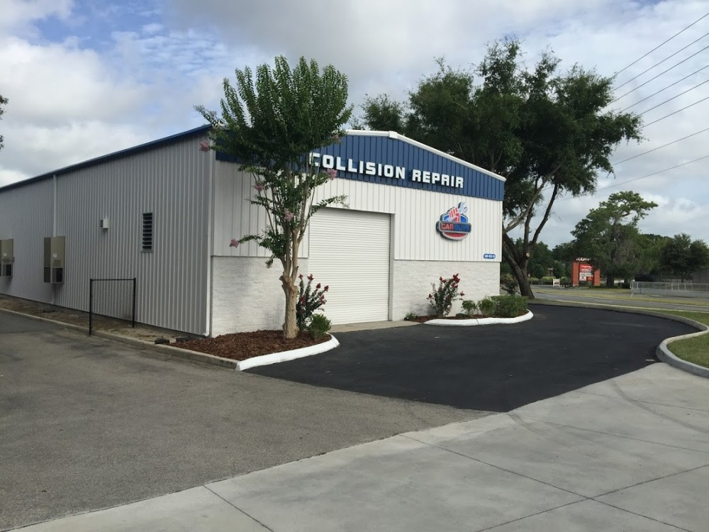 We are a state of the art Collision Repair Facility waiting to serve you, located at Ocala, FL, 34474.