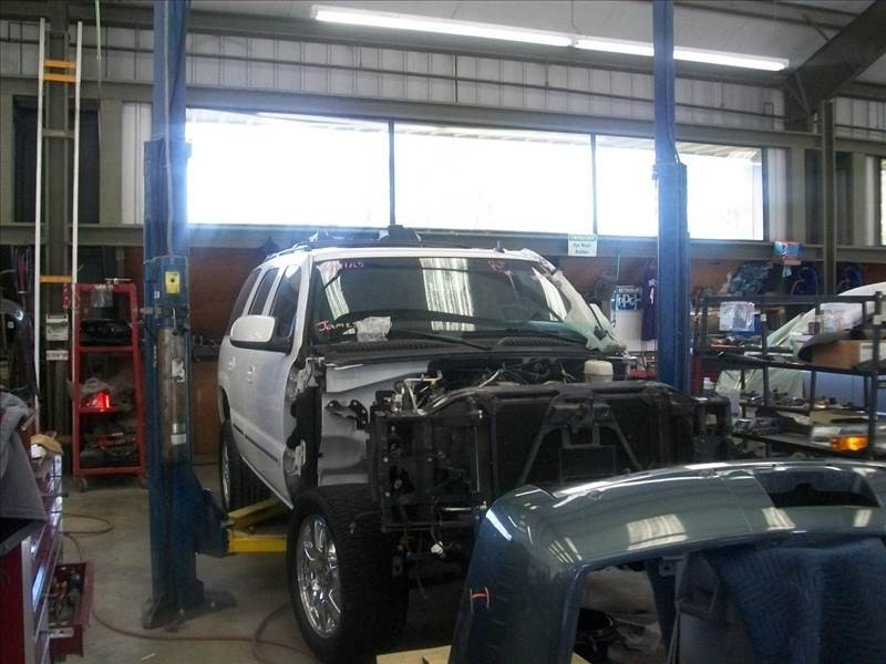 Structural accuracy is critical for a safe and high quality collision repair.  At B & B Collision Repair, San Luis Obispo, CA, 93401, we are the best.