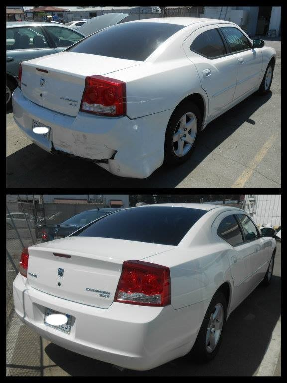 ZJ's Auto Body 361 N. Minnewawa  Clovis, CA 93612  We are Always Proud to post our Before & After Photos.  ,