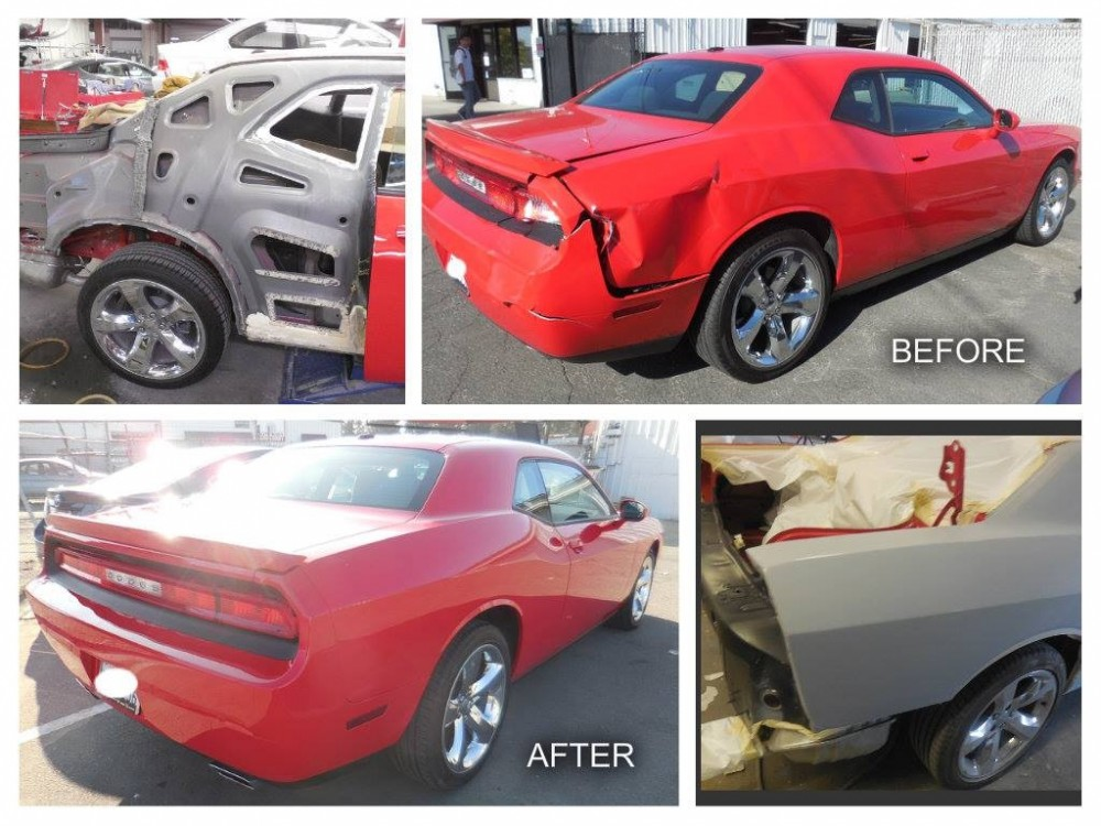 ZJ's Auto Body 361 N. Minnewawa  Clovis, CA 93612  Our repair plan is well thought out and followed to a Tee.  The finished product beams with our PRIDE.....