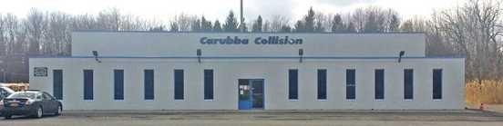Carubba Collision - East Syracuse