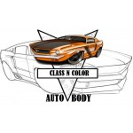 Class N Color Auto Body Canoga Park CA 91304 Logo. Class N Color Auto Body Auto body and paint. Canoga Park CA collision repair, body shop.