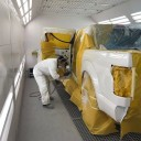 Painting technicians are trained and skilled artists.  At Viva Collision Center West, we have the best in the industry. For high quality collision repair refinishing, look no farther than, El Paso, TX, 79912.