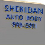 Here at Sheridan Auto Body, Elsmere, DE, 19805, we are always happy to help you with all your collision repair needs!