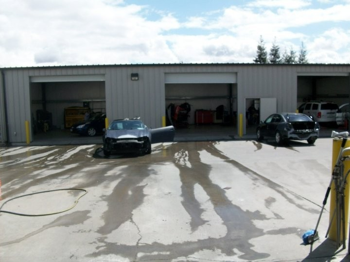 San Joaquin Collision