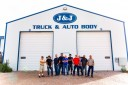 Friendly faces and experienced staff members at J & J Truck & Auto Body, in Rapid City, SD, 57703, are always here to assist you with your collision repair needs.