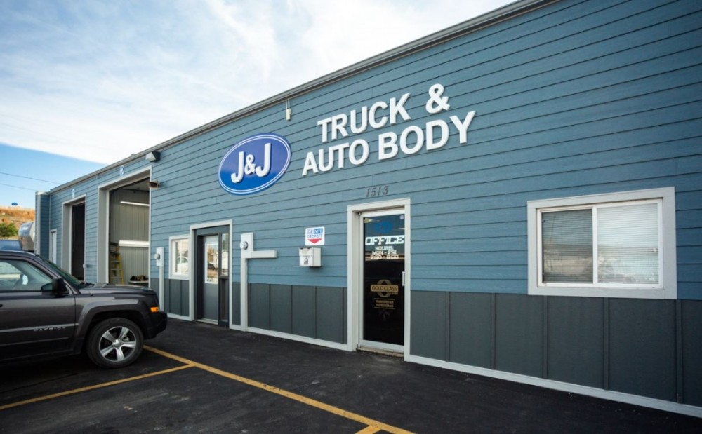 We are centrally located at Rapid City, SD, 57703 for our guest's convenience and are ready to assist you with your collision repair needs.