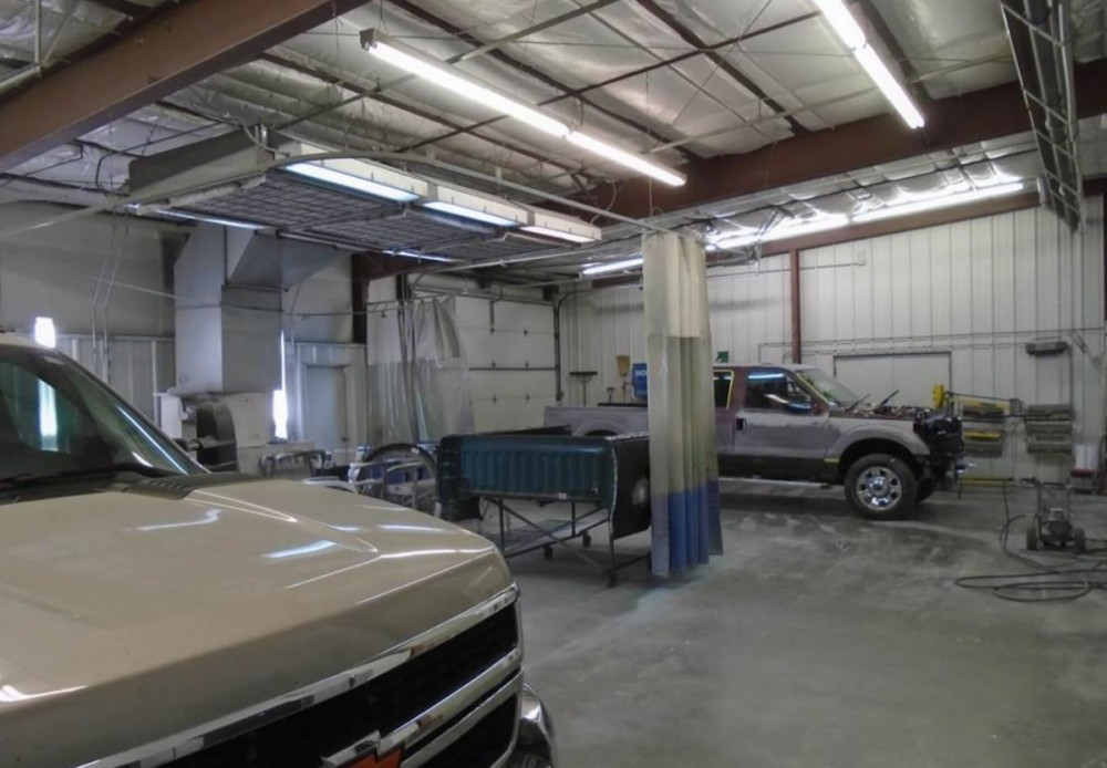 At Scottsbluff Body & Paint, in Scottsbluff, NE, 69361, we are equipped with a certified aluminum welding area.