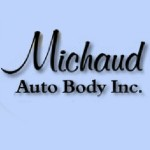 Michaud Auto Body, Inc Woonsocket RI 02895 Logo. Michaud Auto Body, Inc Auto body and paint. Woonsocket RI collision repair, body shop.