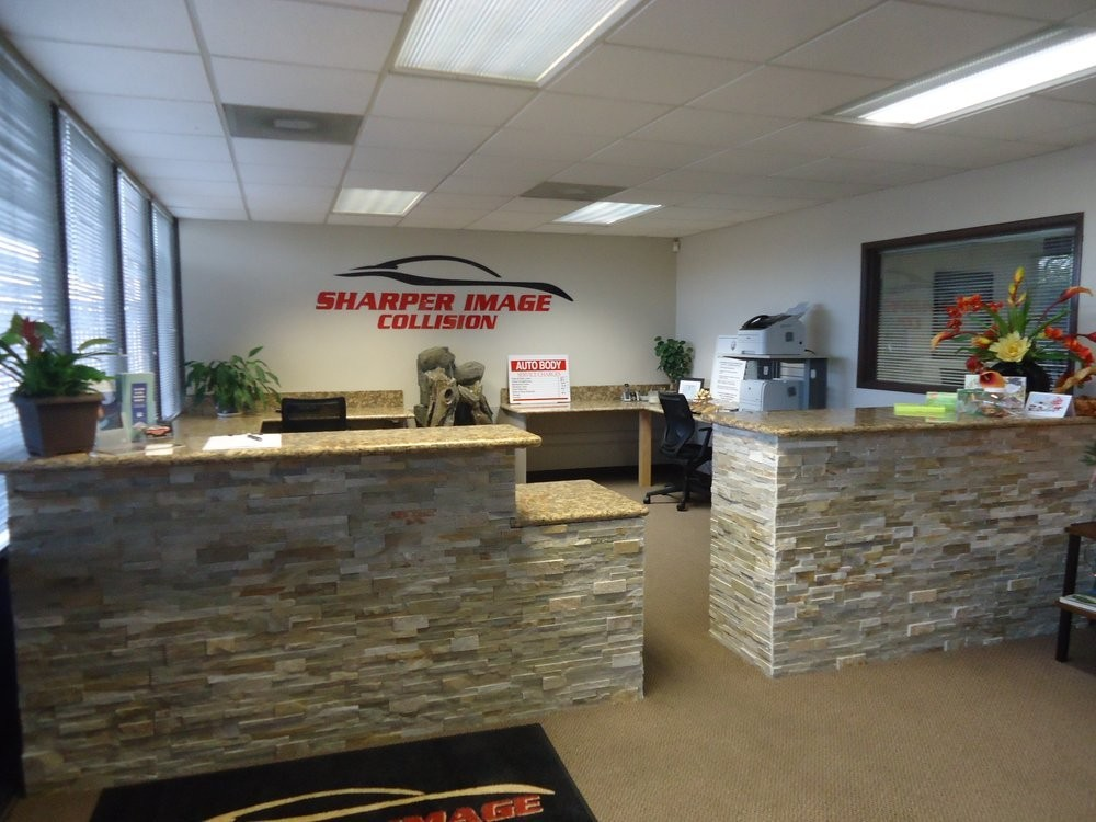 Sharper Image Collision - La Habra