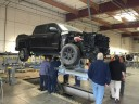 At Salinas Collision Repair, in house training is ongoing.
