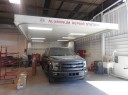 At Hilbish Ford, in Kannapolis, NC, 28083, we are equipped with a certified aluminum welding area.