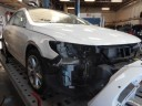 Professional vehicle lifting equipment at Koplin Auto Body Llc, located at Elizabeth, NJ, 07201, allows our damage technicians a clear view of what might be causing the problem.